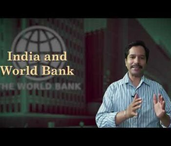 Madhur M. Mahajan| India and World Bank| Economy Lessons for IAS| Other Competitive Exams